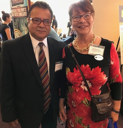 The Tucson Hispanic Chamber of Commerce hosted the Governor's luncheon at Star Pass on May 10